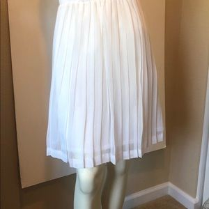 Gorgeous NWOT Clifford & Willis pleated skirt